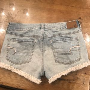 American Eagle shorts (barely worn)